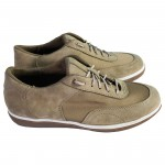 Women's tactical Summer Sneakers Coyote camo leather trainers