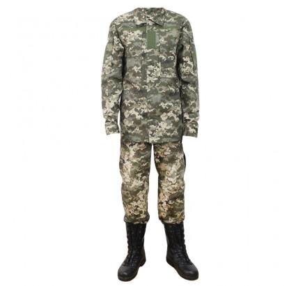 Ukraine NATO-Militär Cyborg moderne EDR Armee Uniform