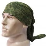 Pañuelo multiusos de las fuerzas especiales rusas Airsoft máscara facial táctica diadema de camuflaje militar
