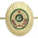 ロシアの帽子バッジコカデーソビエトボーダーガード記章