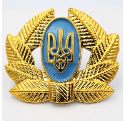 Ukraine Army soldiers insignia hat badge 3