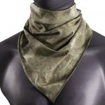 Bandana militar táctica musgo ruso camuflaje diadema multiusos camuflaje Airsoft mascarilla