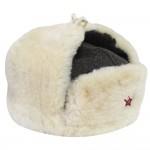 RKKA sombrero ushanka invierno orejeras rusas sombrero