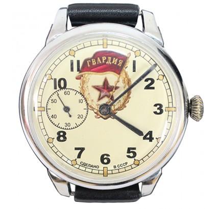 ロシアのZIM機械式腕時計、レッドガードのエンブレム