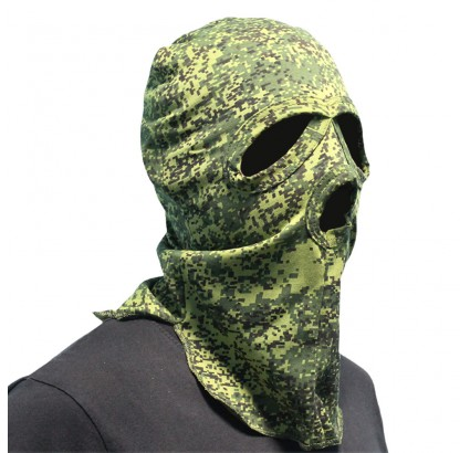 Russian Digital Balaclava Spetsnaz hood face mask