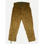 USSR Army military Trousers from Russian Fufaika