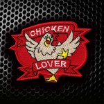 CS: GO Sticker Patch Iron-on / Velcro per ricamo amante del pollo