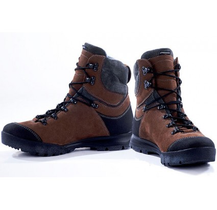Russian tactical sport brown leather boots WOLVERINE