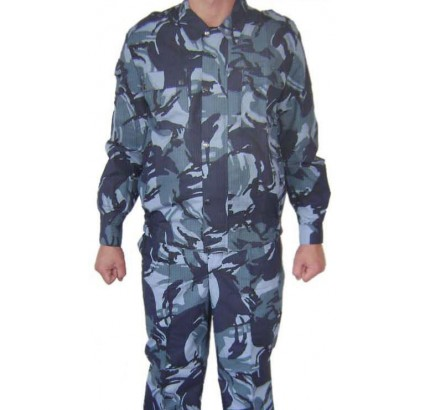 Summer Camo Uniform CKC gray KUKLA Rip-Stop