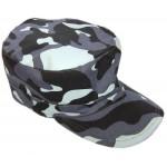 Russian Army Day-Night 3-color white camo cap