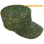 4 couleurs armée russe vert camouflage numérique bouchon Ripstop