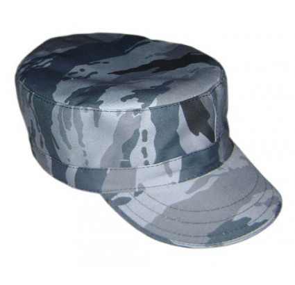 Russian Army hat REED gray camo tactical cap