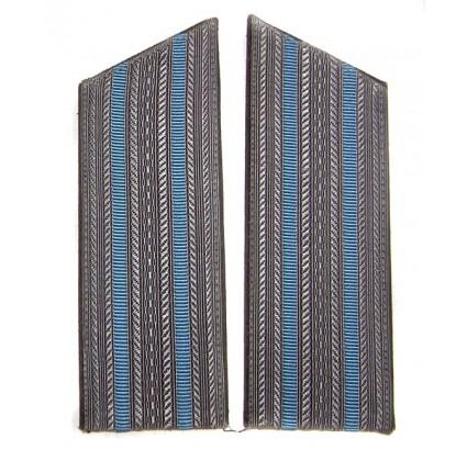 Senior officers shoulder boards for Air Force / Airborne overcoat