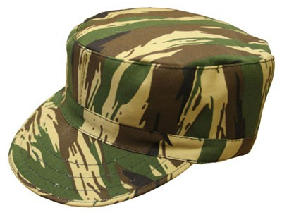Camo TIGER Spetsnaz cap green REED hat