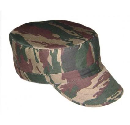 """Cappello dell esercito russo verde scuro cap camo """"canna"""""""
