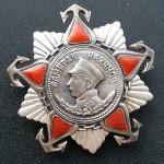 Russian Order of Admiral Nakhimov ll degree USSR