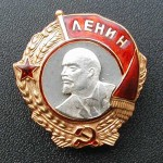 Order of Lenin high USSR award