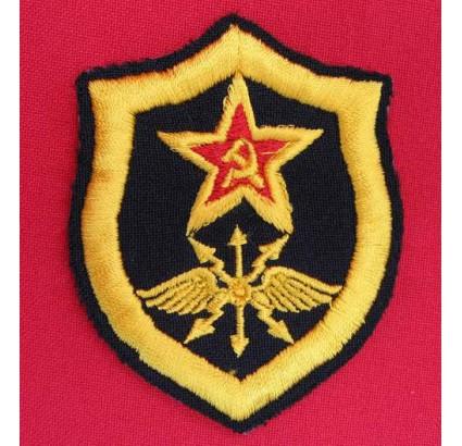Patch des troupes radio de l'armée soviétique