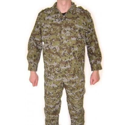 Border Guards new type FSB Summer Camo uniform Rip-Stop