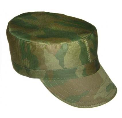 ロシア軍の帽子フローラシリンダー迷彩キャップ