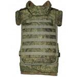 Russian army digital camo 5A class MOLLE body armor vest 6b45 RATNIK