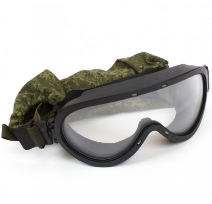Ballistic protection goggles 6B50 Ratnik tactical combat glasses