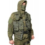 "Modular transport Vest 6SH117 Russian Army digital camo ""Warrior"" RATNIK"