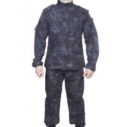 BLACK SPIDER tactical ACU Spetsnaz camo military uniform