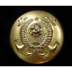 Navire amiral des boutons de l'URSS pour les manteaux russes, vestes, tuniques