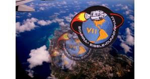 Apollo VII SCHIRRA EISELE CUNNINGHAM NASA patch