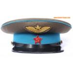 Gorra de visera de la aviación rusa Gorra del Ejército Rojo