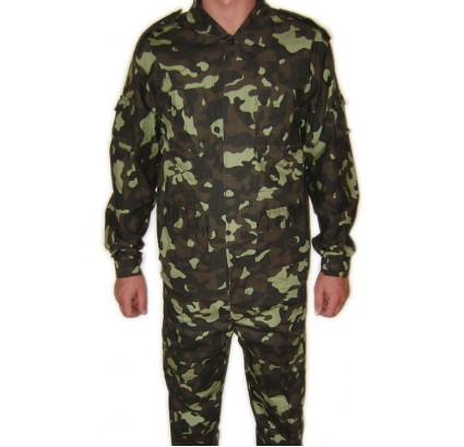 Soldiers Ukraine camouflage uniform military BDU suit