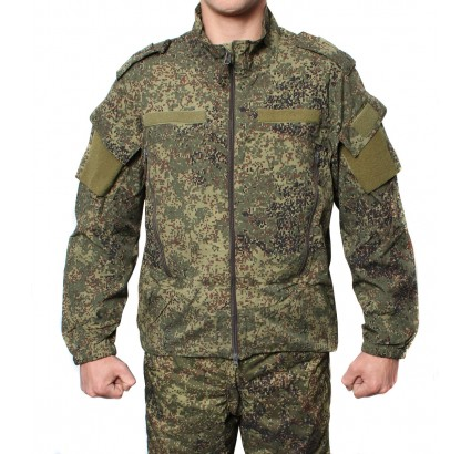 Russian digital BTK camo jacket water protection windbreaker