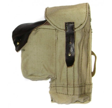 Russian Army ammo carry bag for 2 AK magazines and grenade