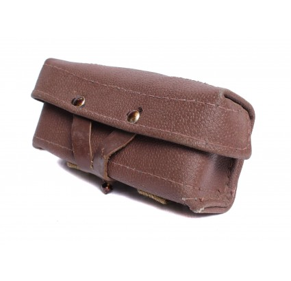 Mosin nagant Russian military ammo pouch for rifle cartridges