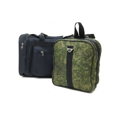 Russian digital camo transformer bag