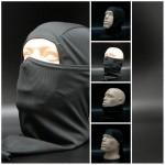 Balaclava black storm hood airsoft terror face mask