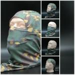 Balaclava Tormenta campana rana partizan camuflaje máscara facial