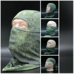 Balaclava Storm hood Russian Army special forces face mask digital camo