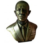 Bust of United States President Barack Obama