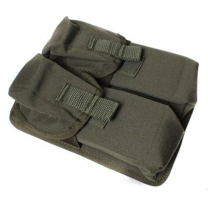 4 AK Russische Zeitschrift Beutel MOLLE airsoft / combat bag