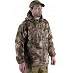 BARS Cyclone winter warn membrane tactical jacket MOSS camo
