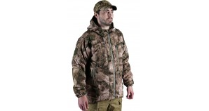 BARS Cyclone winter warn membrane tactical jacket A-TACS camo