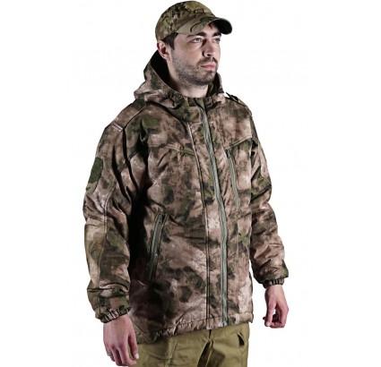 """Giacca tattica invernale """"ciclone"""" BARS a membrana T-shirt A-TACS"""