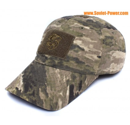 Moderna A-TACS softair cappello camo berretto da baseball BAR tattici