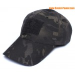 Russian dark camo Python Autumn cap ripstop airsoft hat