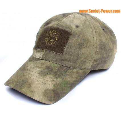 Airsoft camouflage A-TACS hat BARS baseball cap