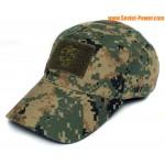 MARPAT airsoft camo hat Ripstop baseball cap