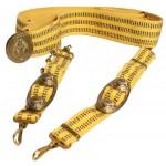 Cintura di Marina d'oro sovietico Parade Capitani