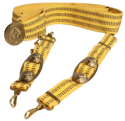 Soviet Parade Captains golden Navy belt